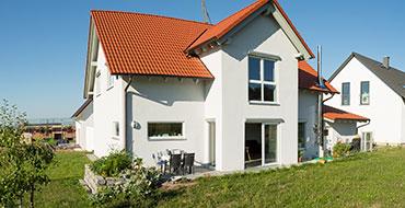 Frey-Hausbau-Einfamilienhaus