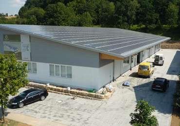 Braun Solarhalle